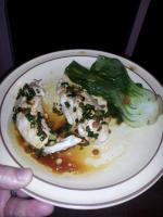 Bittman's Chinese Chicken with Bok Choy